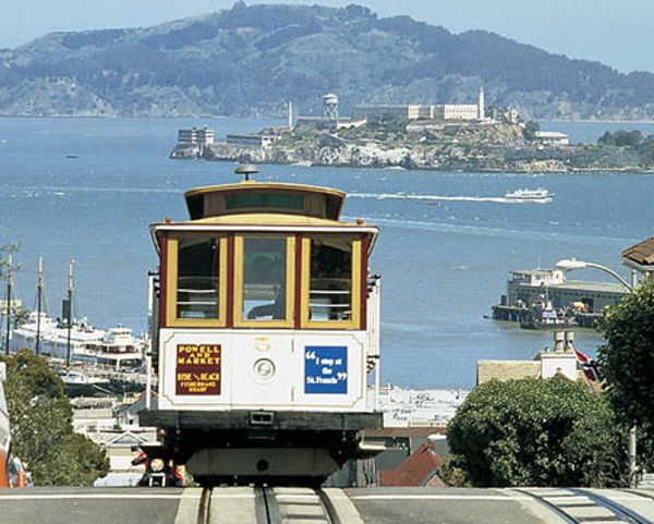 Red Maps San Francisco – Cable Cars | Red Maps Blog Cable Cars San Francisco Map on